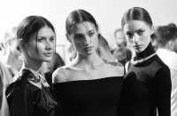More Behind the Scenes Photos at São Paulo Fashion Week by Hudson Rennan