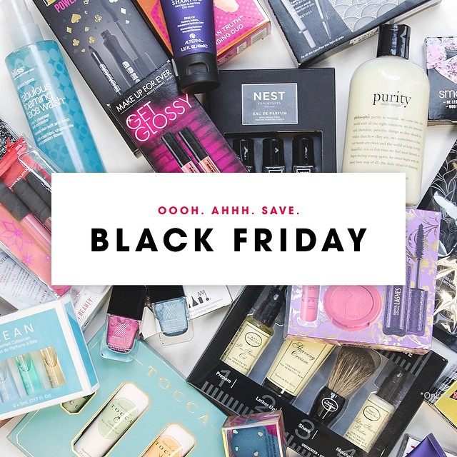 Shop Sephora's Black Friday 2014 Sale