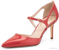 SJP by Sarah Jessica Parker Phoebe Patent Mary Jane Pump available at Neiman Marcus for $350.00