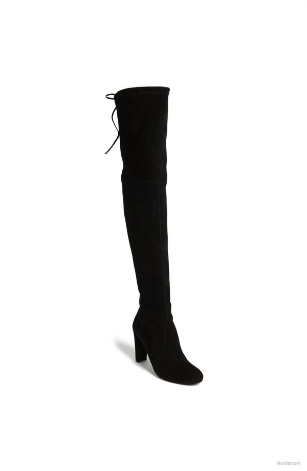 Stuart Weitzman 'Highland' Over the Knee Boot available at Nordstrom for $785.00