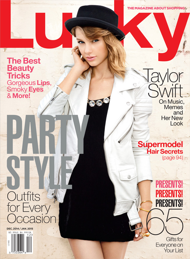 Taylor Swift Covers Lucky, Doesn't Believe in Happily Ever After