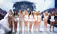 Finale image at 2013 Victoria's Secret Fashion Show. Photo courtesy of VS.