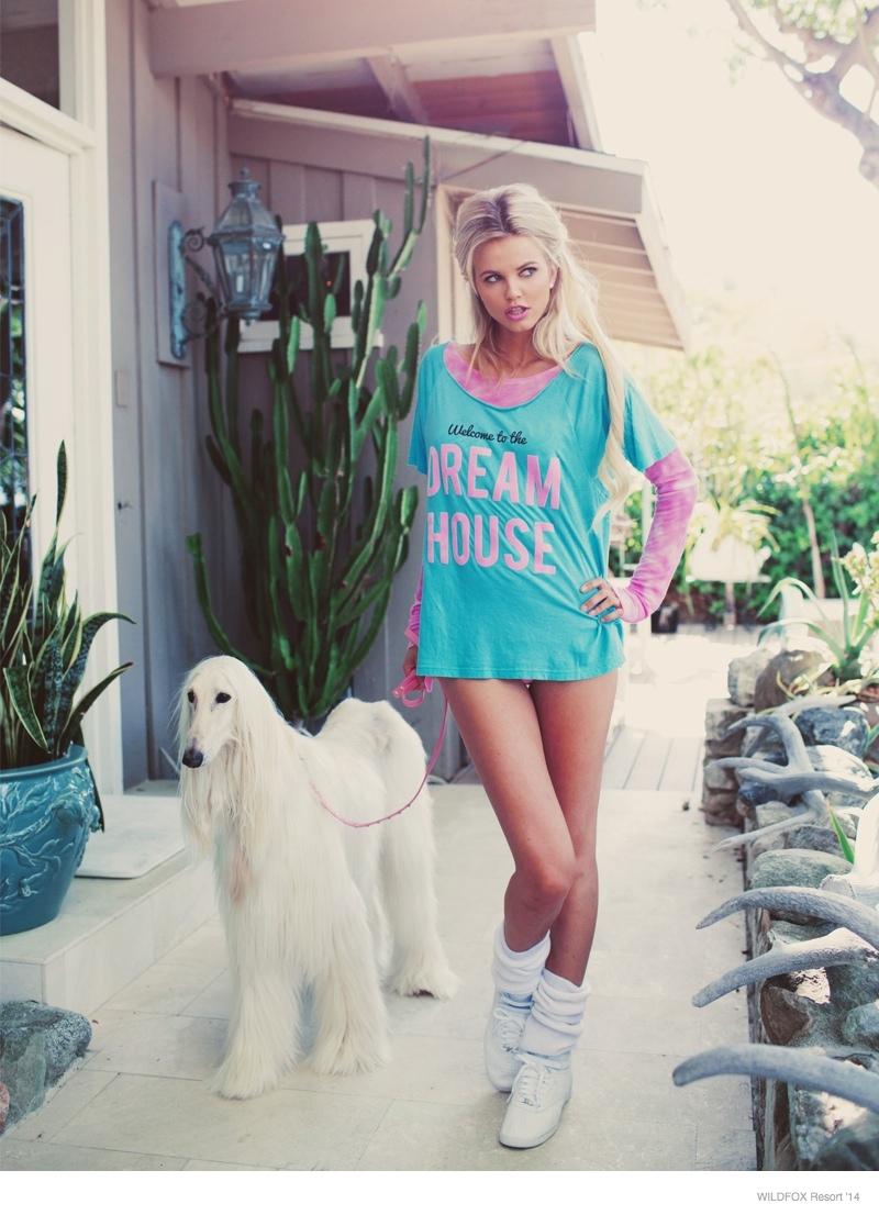 Wildfox Barbie Lookbook for Resort 2014 | Fashion Gone Rogue