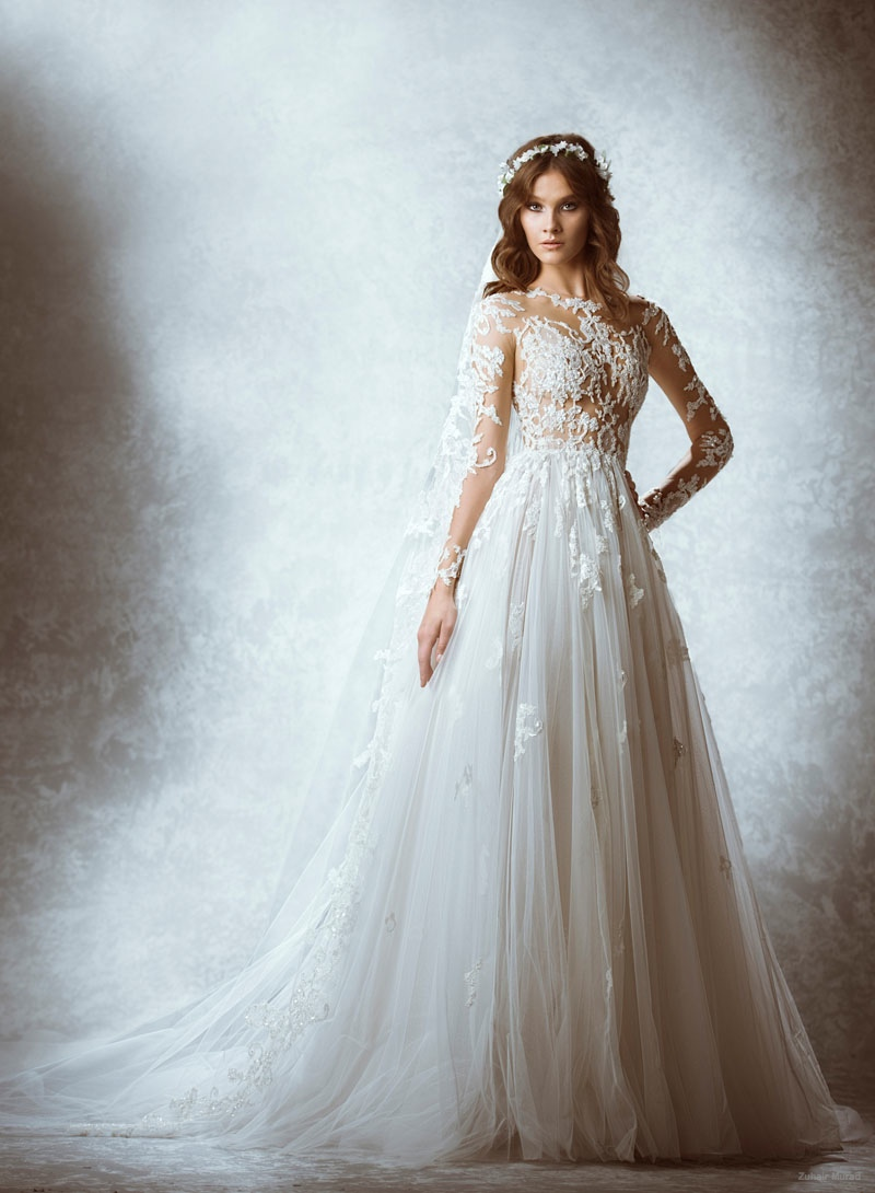 zuhair murad 2015 fall bridal wedding dresses05