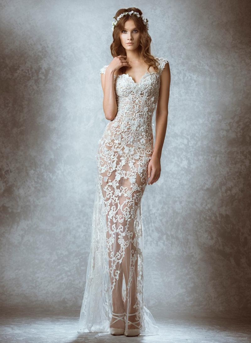 Zuhair murad 2015 fall bridal wedding dresses photos for Zuhair murad used wedding dress