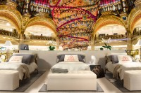 Want to Spend a Night At the World Famous Galeries Lafayette?