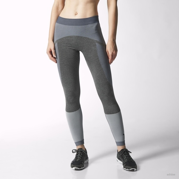 adidas by Stella McCartney Wintersport seamless tights