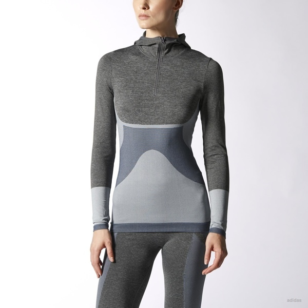adidas by Stella McCartney Wintersport seamless top