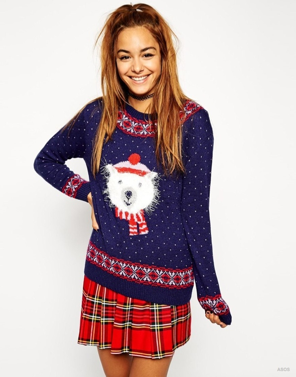 ASOS Christmas Sweaters: Shop