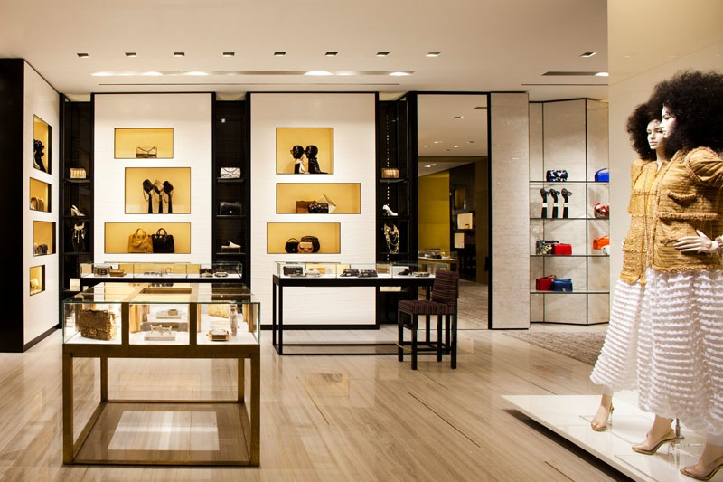 Chanel Opens Redesigned Boutique In Houston Fashion Gone
