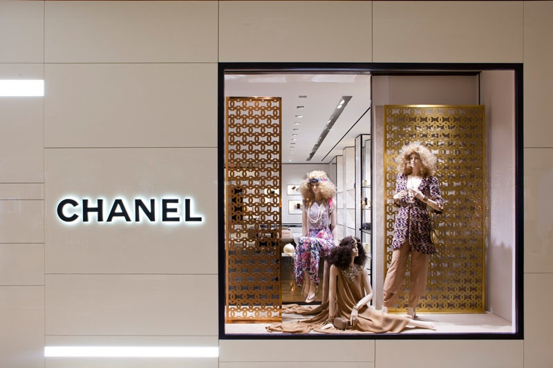 Chanel Opens Redesigned Boutique in Houston