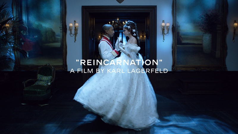 Chanel Reincarnation Film