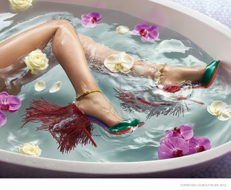 christian louboutin 2015 campaign