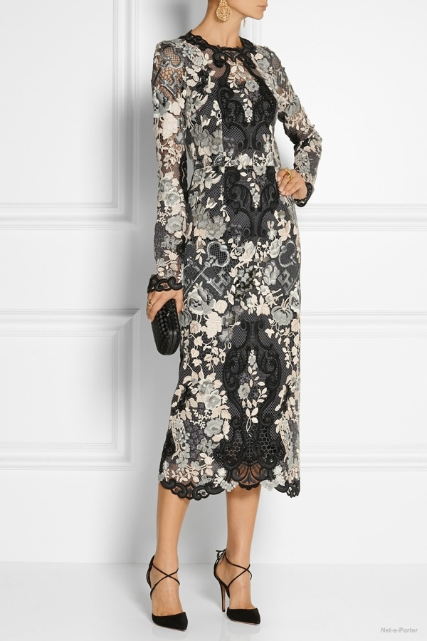 5 Dolce & Gabbana Dresses to Get From Net-a-Porter's Sale