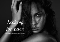 "FGR Exclusive | Eden Bristowe by Steven Popovich in ""Looking for Eden"""