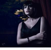 Eva Mendes Poses for Violet Grey, Talks New Baby