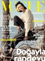 Freja Beha Erichsen Rocks a Short, Blonde Hairdo for Vogue Turkey Cover