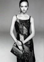Gemma Ward Lands Prada's Spring 2015 Campaign
