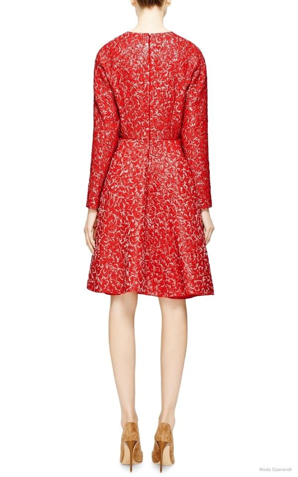 giambattista-valli-a-line-cloque-dress-red2