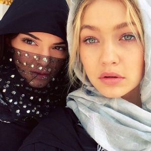 Kendall Jenner Shares Bikini Instagram While in Dubai for New Year's Eve
