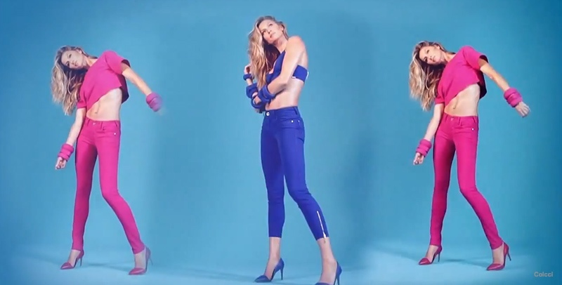Watch Gisele Bundchen Look Dreamy in Denim for Colcci Film