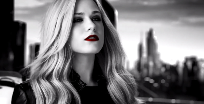 Evan Rachel Wood Heats Up Gucci Guilty Fragrance Film by Frank Miller