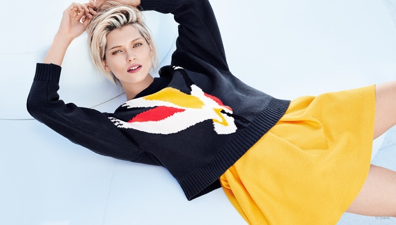 Sunny Days: H&M Offers Spring 2015 Preview with Trend Update
