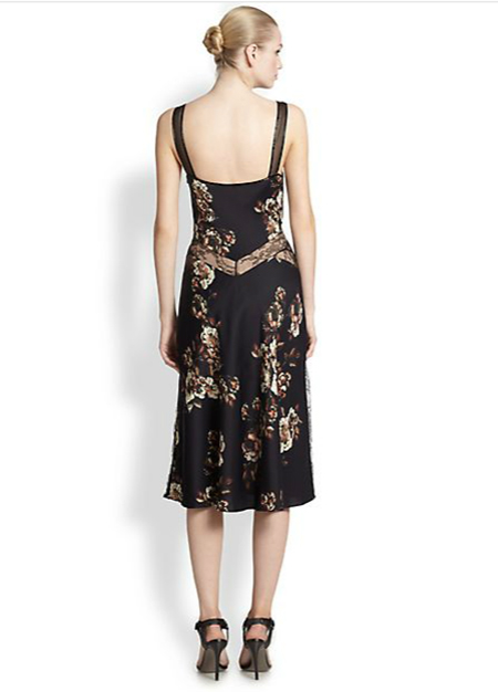 Jason Wu Dresses On Sale Jason Wu Floral Lace Insert