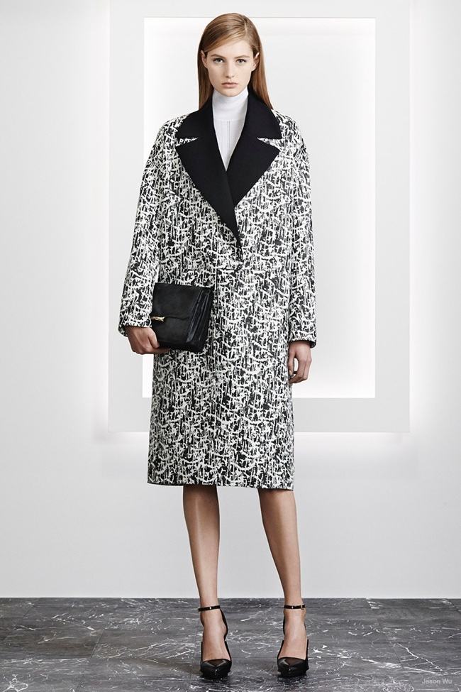Jason Wu Embraces Bold Minimalism for Pre-Fall 2015