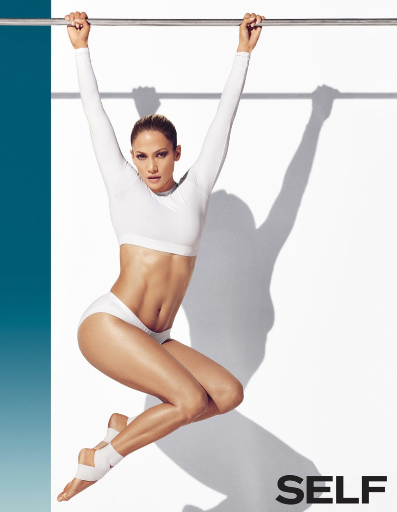 Jennifer Lopez Covers Self Magazine, Talks Dating Younger Men