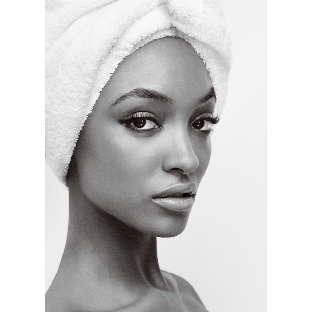 jourdan-dunn-towel-series