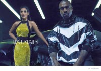 Kimye Front Balmain's Spring 2015 Menswear Campaign