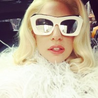 Lady Gaga to Appear in Selfie New Year's Campaign for Shiseido