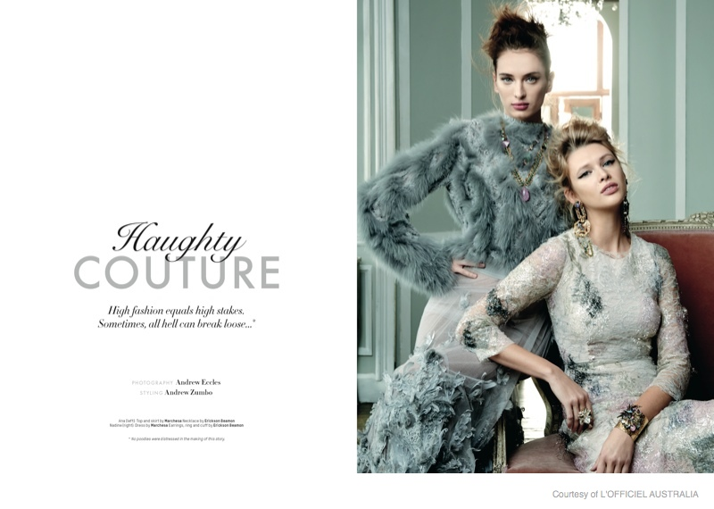 """""""Haughty Couture"""" by Andre Eccles"""