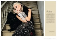 See Photos From L'Officiel Australia's Debut Issue with Daphne Guinness & More