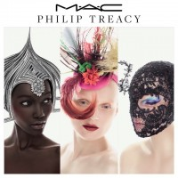MAC Cosmetics x Philip Treacy Makeup Coming in April