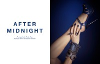 "FGR Exclusive | Adele Uddo by Wendy Hope in ""After Midnight"""