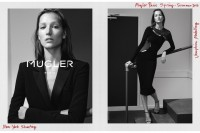 Mugler Debuts First Campaign in Over a Decade with Spring 2015 Ad