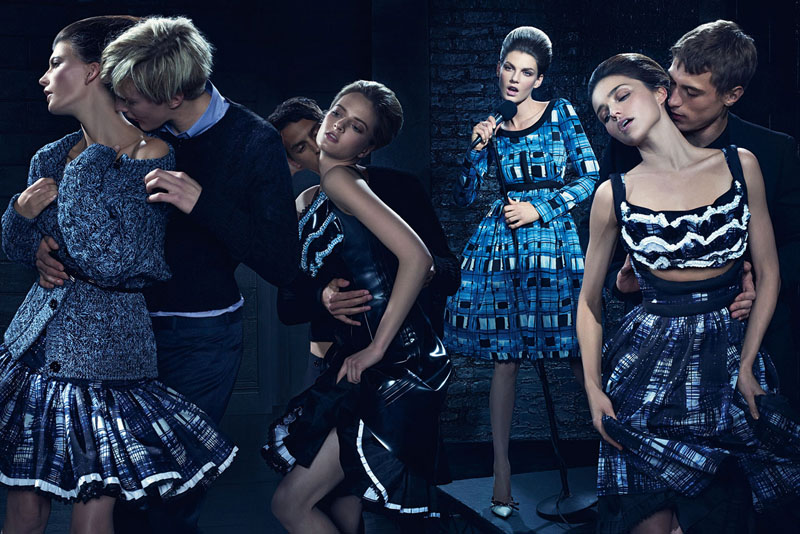 Throwback Thursday | Everybody Was Dancing in Prada's Fall 2010 Campaign