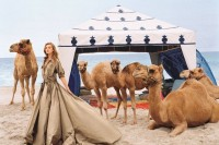 Ralph Lauren Taps Sanne Vloet (and 5 Camels) for Spring 2015 Campaign