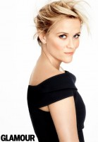 Reese Witherspoon Stars in Glamour's January Cover Shoot