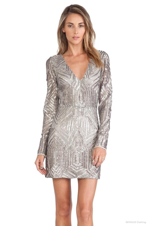 4ecf101e554 SAYLOR Naomi Maxi Sequin Dress available at REVOLVE Clothing for $231.00