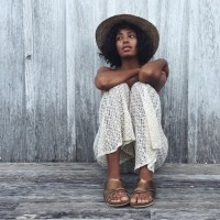 Solange Knowles' Honeymoon Style is Perfection