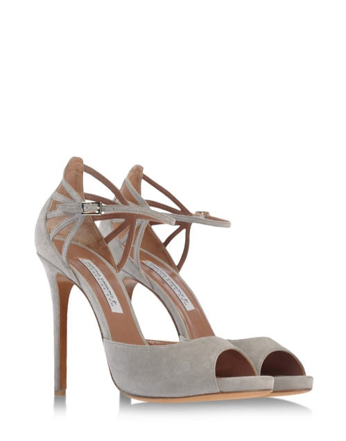 Tabitha Simmons French 75 Sandal in Ethereal Cloud available at Shoescribe for $795.00