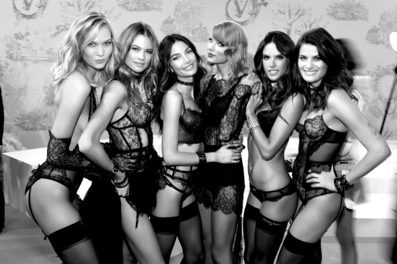 Adriana, Alessandra, Candice! Photos from the 2014 Victoria's Secret Fashion Show