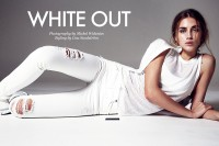 "FGR Exclusive | Maja E by Michel Widenius in ""White Out"""