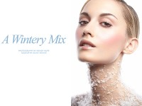 "FGR Exclusive | Kelsey + Natasha by Wendy Hope in ""A Wintery Mix"""