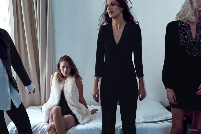 See Zara's Evening 2014 Collection of Party Looks