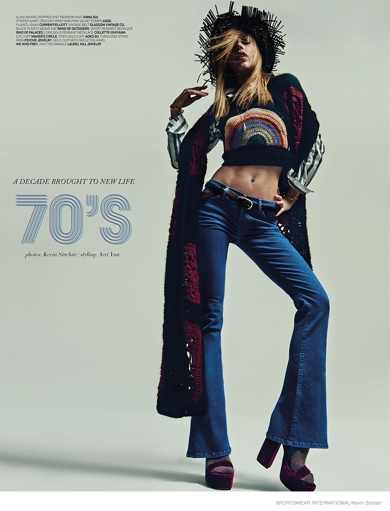70s trends eilika meckbach by kevin sinclair for