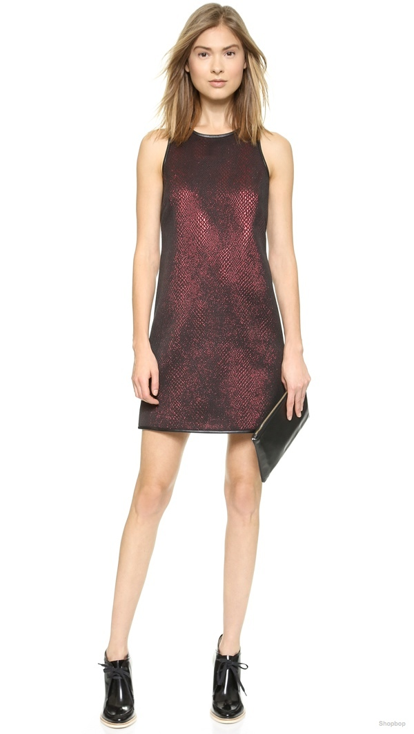4.collective Cobra Lurex Dress available at Shopbop for $85.50